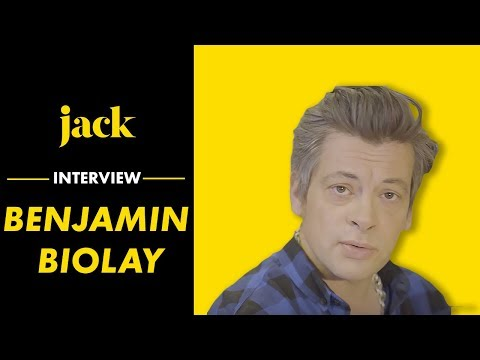 Benjamin Biolay, l'interview géographie | JACK