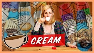 Strange Coffee Creamers? | Something New | Strawburry17