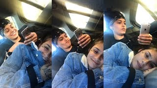 Kehlani | Instagram Live Stream | 14 November 2017 w/ Girlfriend Shaina