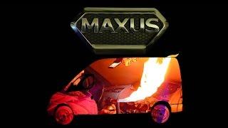 Сгорели провода. Вражденная болячка Максус LDV Maxus