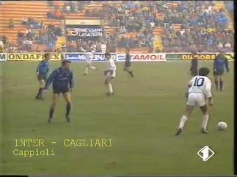 Cagliari Calcio 1990-1991 i goals