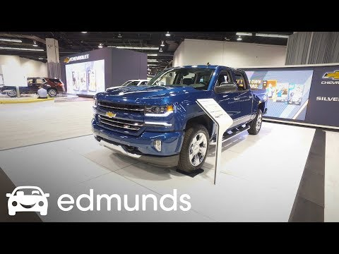 2018 Chevrolet Silverado 1500 Crew Cab Prices, Reviews, and