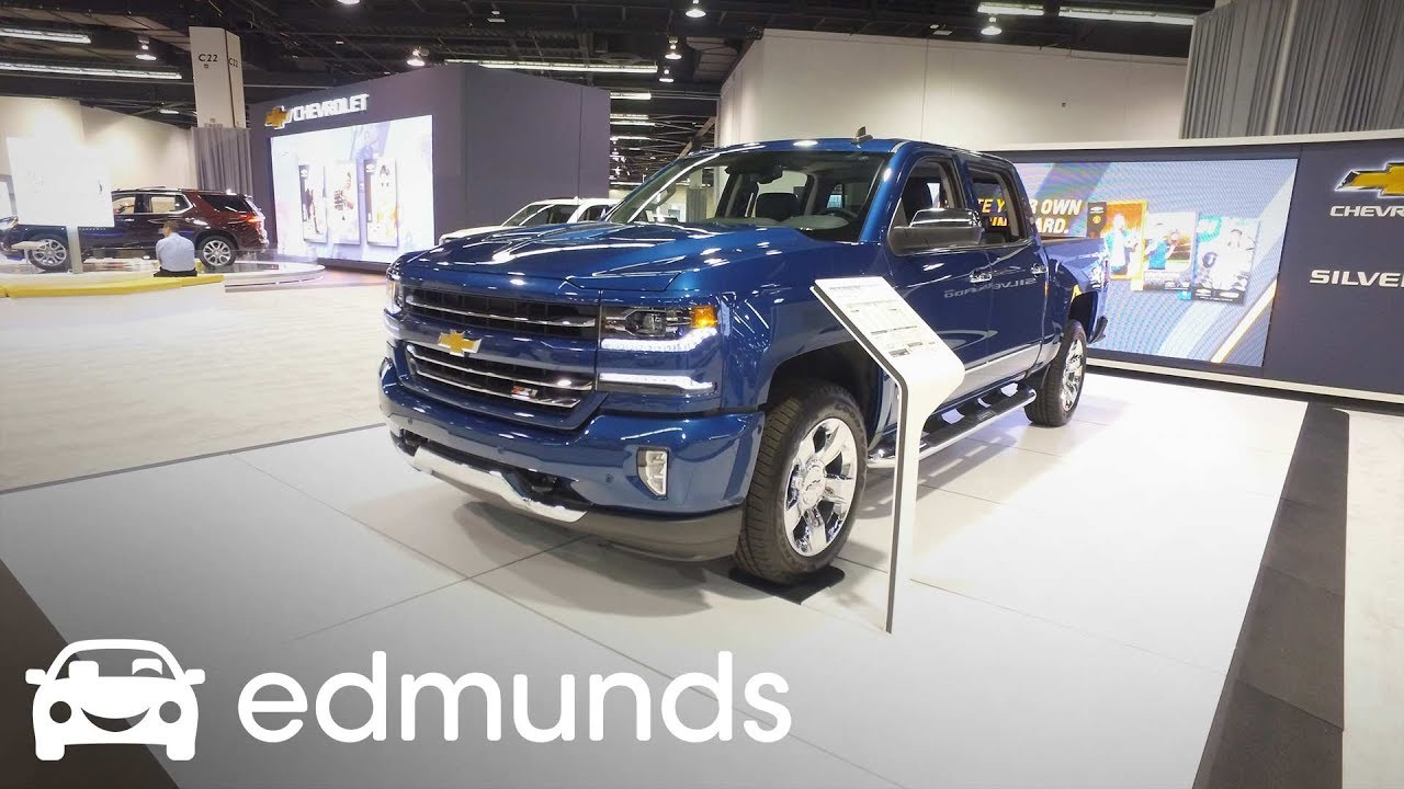 2018 Chevrolet Silverado 1500 Prices, Configurations, Reviews | Edmunds