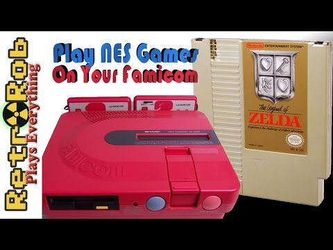 How To Play NES Games On Your Famicom Game System