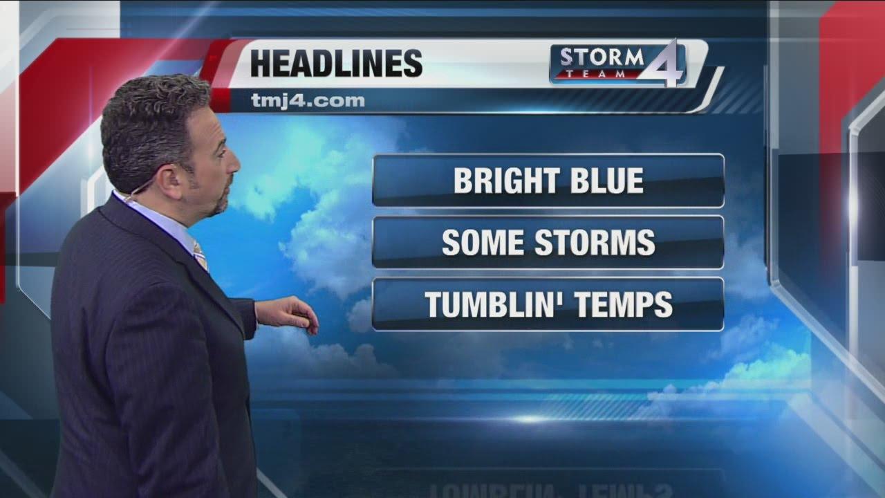 Scott Steele's Afternoon Weather Update