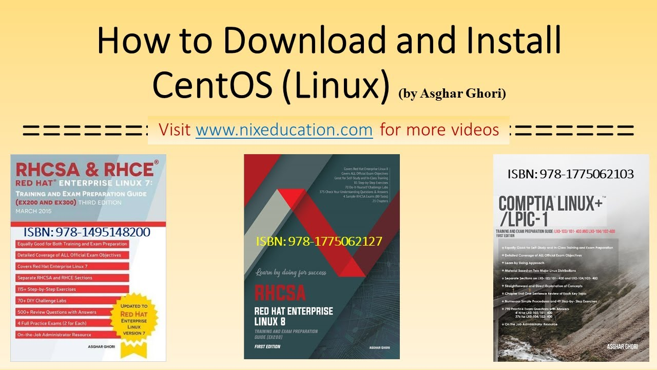How to Download and Install CentOS Linux