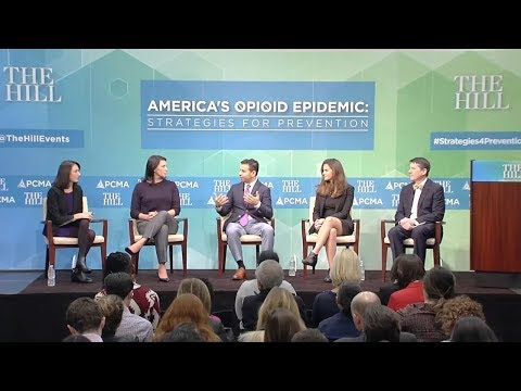 America's Opioid Epidemic: Panel Discussion // Seeking Solutions