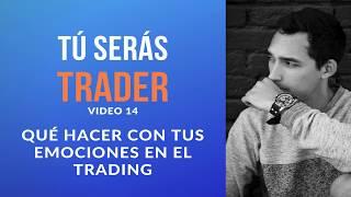 Qué hacer con tus emociones en el trading thumbnail