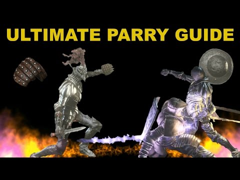 DARK SOULS 3: THE ULTIMATE PARRY BUILD GUIDE FOR PVP + THE BEST PARRY MONTAGE