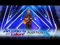 chase goehring cute singer mixes musical styles with original song   americas got talent 2017