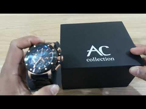 Alexandre Christie Collection 9205MC - Review Jam Tangan AC Collection 9205MC