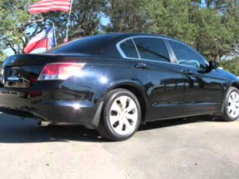 2008 Honda Accord – Austin TX