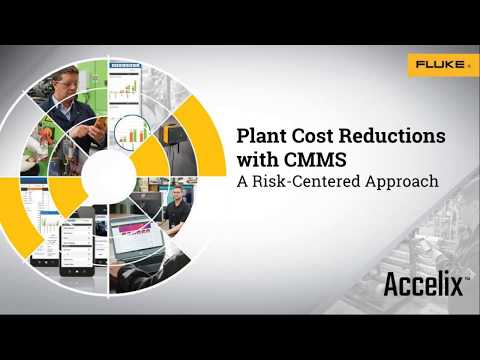 Best Practices Webinar: Plant Cost Reductions with CMMS