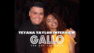 Download Video GalloTheGuyYouKnow: Teyana Taylor Interview (Season 3) MP3 3GP MP4