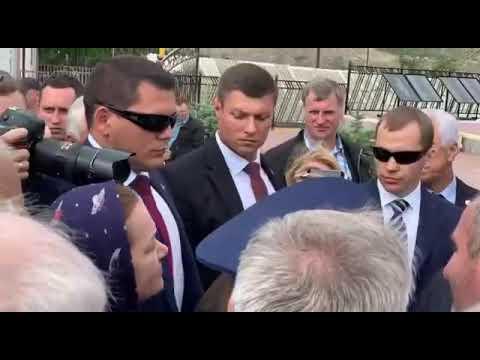 Владимир Путин в Дагестане 2019, ботлих