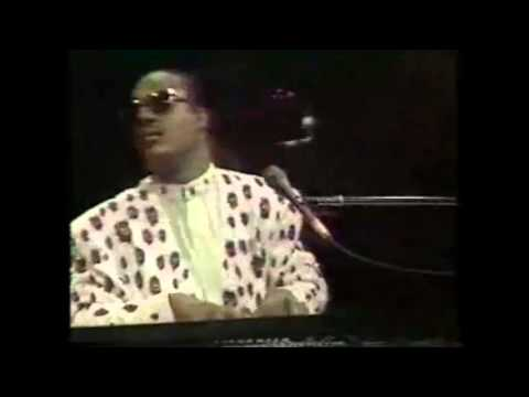 Stevie Wonder Live In London The Birthday Concert CBS Special