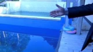 Очистка бассейна ультрафиолетом
