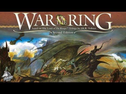 Война кольца (Второе издание)