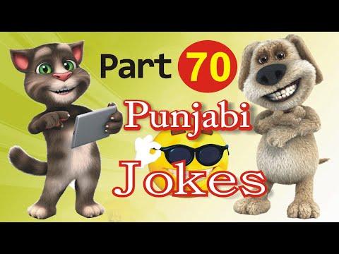 Download Youtube: Top Funny Jokes |  in Punjabi Talking Tom & Ben News  Episode 70