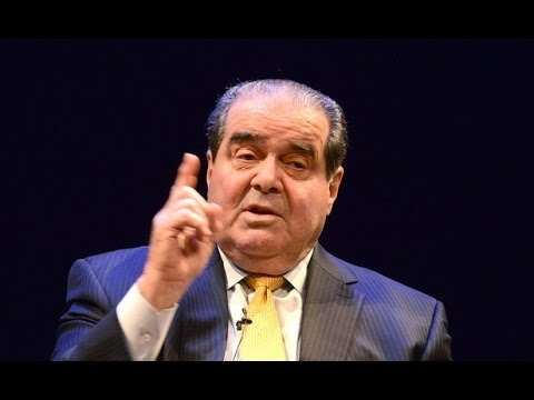 Justice Scalia: White Schools May Be 'Too Fast' For Blacks