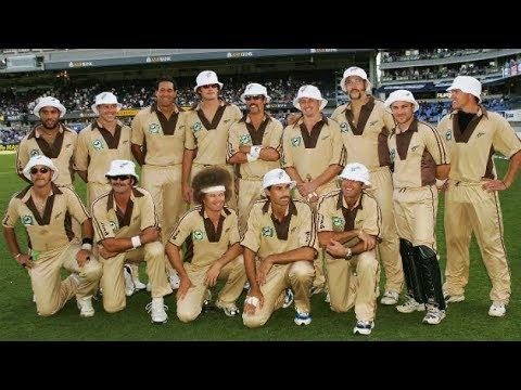 New Zealand vs Australia - THE FIRST EVER T20 INTERNATIONAL - PART 2