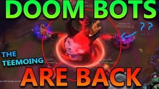 DOOM BOTS OF DOOM ARE BACK - League of Legends Commentary