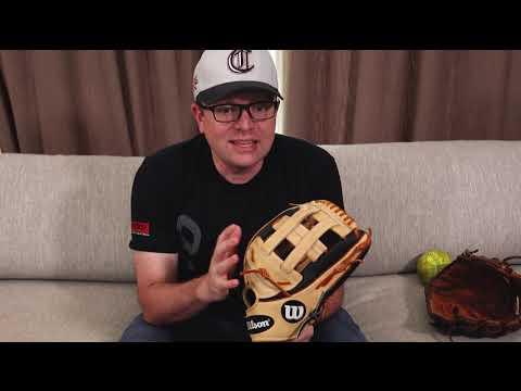 Glove Review: Wilson A2K 12.75