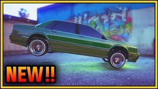 GTA 5 Lowrider Car Show: Hydraulics Competition & Paint Jobs DLC (GTA 5 DLC)