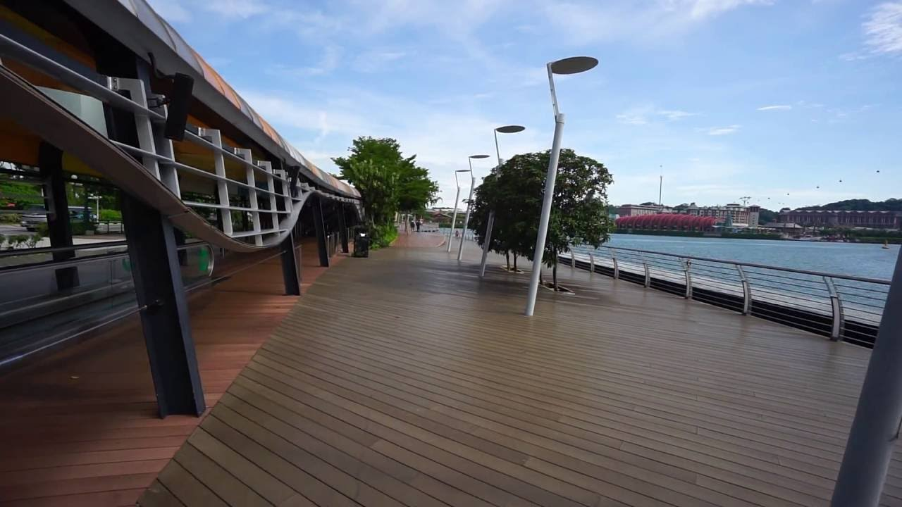 Image result for Harbourfront to Sentosa