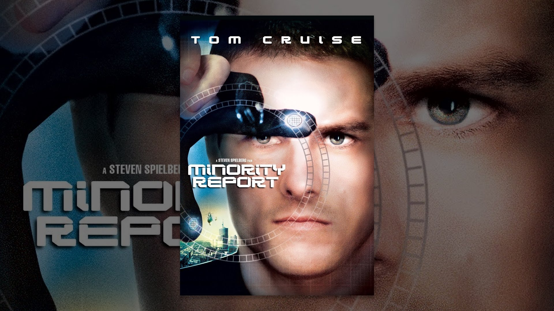 a report on the movie the At a time when movies think they have to choose between action and ideas, steven spielberg's minority report is a triumph--a film that works on our minds and our emotions it is a thriller and a human story, a movie of ideas that's also a whodunit.