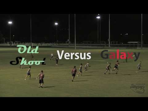 Round 9 - Old Skool Versus Galaxy - Men's Division 1