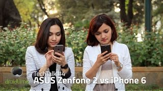 ASUS ZenFone 2 vs Apple iPhone 6 (Multitasking Test) - TechTalk #4