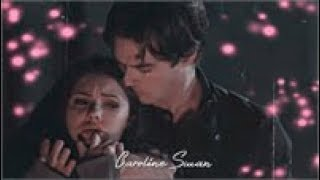 Damon + Elena — мой парень псих.