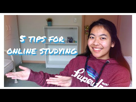 Tips for Taking Classes Online | Study from Home from YouTube · Duration:  7 minutes 14 seconds