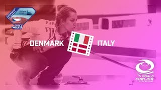 HIGHLIGHTS: Italy v Denmark - Women Qualification Game - Olympic Qualification Event 2017