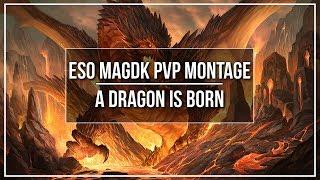 Dottz 1 - ESO MagDK PVP Montage - A Dragon is Born