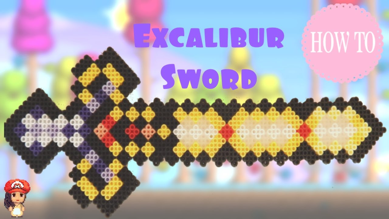 terraria how to get excalibur