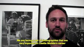The ArtPack / Lisette Model