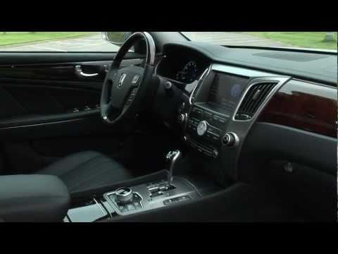 2011 Hyundai Equus Drive Time Review