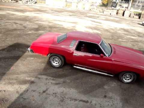 CHEVROLET MONTE CARLO 72 ROK 5,0 V8 300 KM :)))) NOWY TARG