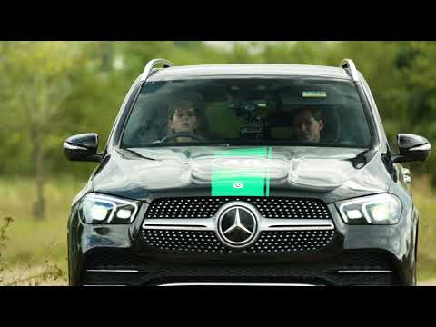 Video of Young Driver 4x4 Off-Road Experience at Mercedes-Benz World