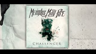 Repeat youtube video Memphis May Fire - Miles Away (Feat. Kellin Quinn) (Official Lyric Video)