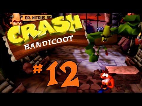 """""""It's Electric"""" Crash Bandicoot (Blind) Part 12"""