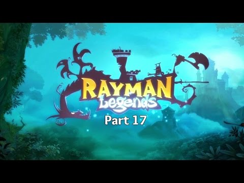 "Rayman Legends (HD) Part 17 ""Extreme Daily Challenge"""