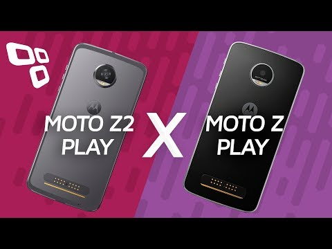 Moto Z2 Play vs. Moto Z Play - Comparativo [TecMundo]