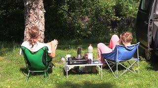 Campen in der Eifel! - Hier bei uns aktuell - 12 Juni 2020