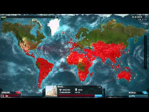 Plague Inc.: Bottled Water