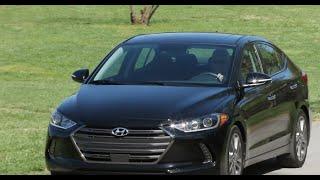 Test Drive 2017 Hyundai Elantra
