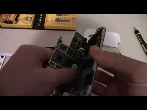 Samsung Galaxy Exhibit 4g Teardown