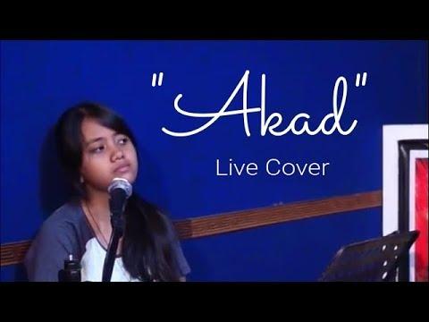 Akad - Payung Teduh (Live Cover) by Hanin Dhiya & Follow Band